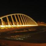 Ponte di Calatrava a Valencia